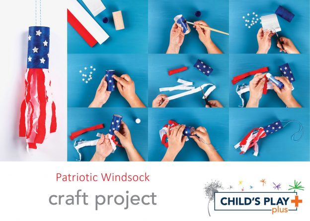 Looking for a cool craft for the 4th of July?