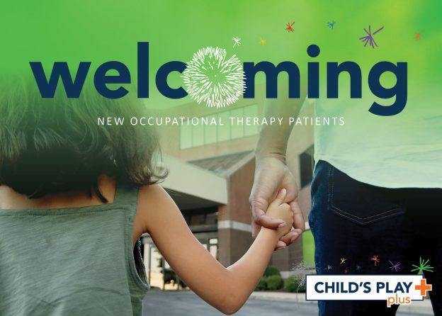 Welcoming new patients to our Occupational Therapy program at Jefferson Park!