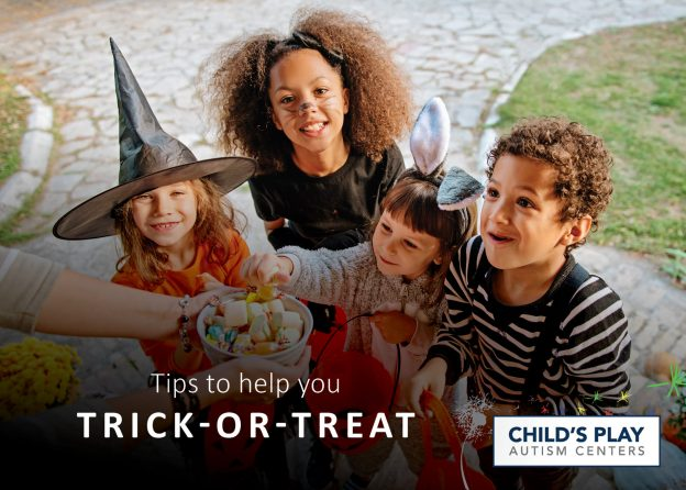 We want all of our kids to have a great experience this Halloween