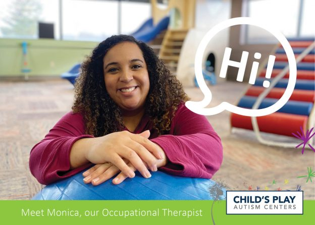 Meet our Occupational Therapist!