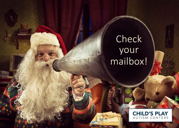 Ho ho ho! Christmas photos are being delivered!