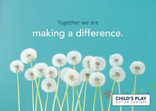 Together we are making a difference