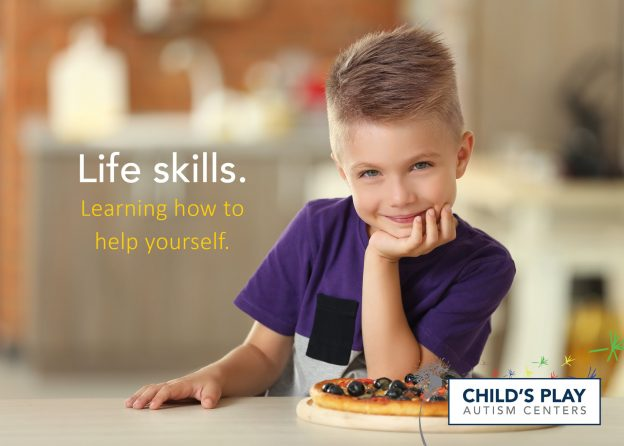 One of the most important things we can do for our kids is to teach them how to take care of themselves
